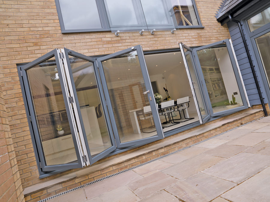 aluminium doors cambridgeshire
