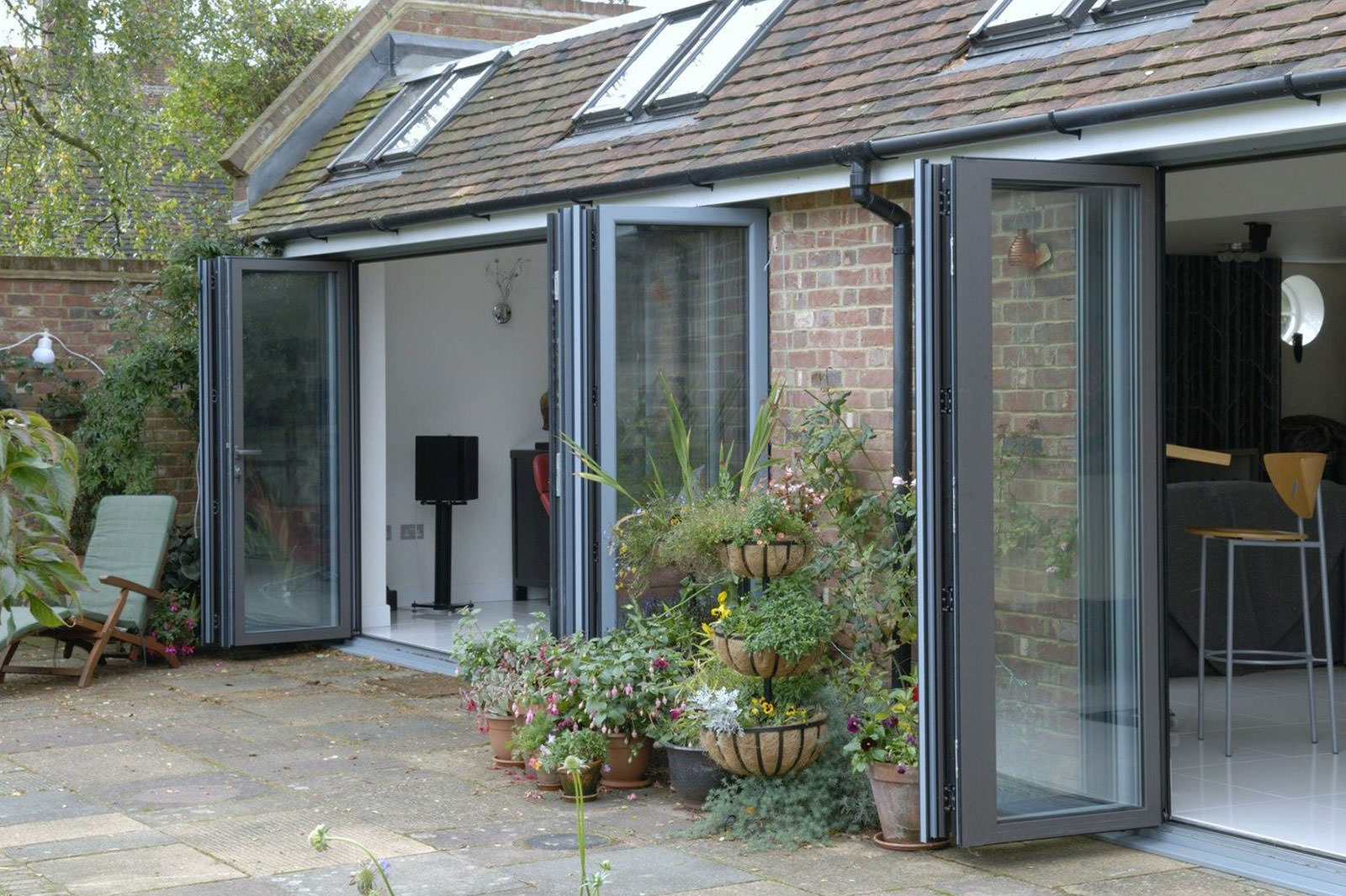 aluminium doors cambridge
