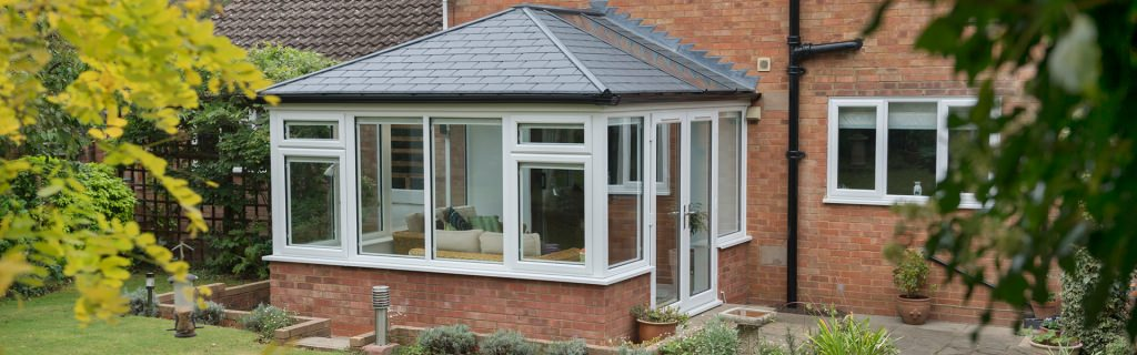 Tiled Conservatory Roofs March