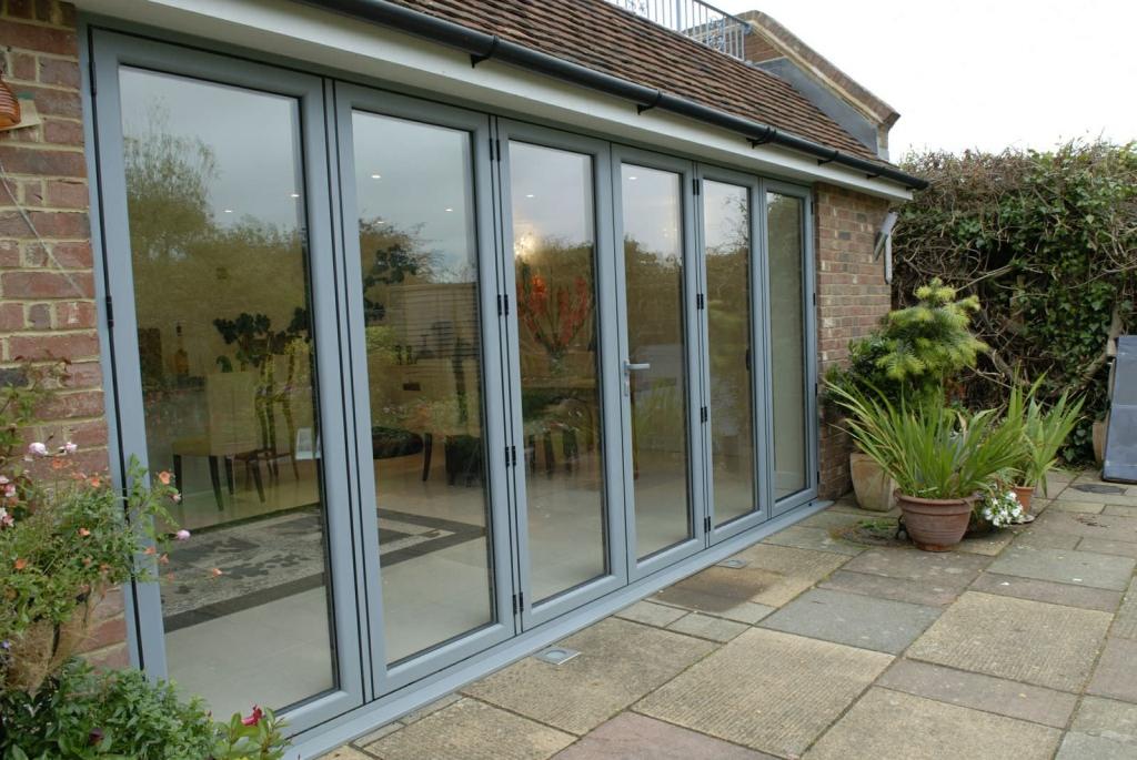 aluminium bi-fold doors kings lynn