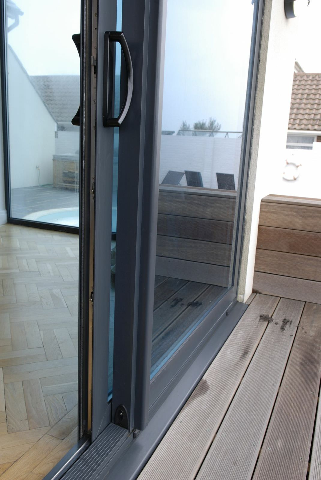 aluminium front doors March cambridgeshire