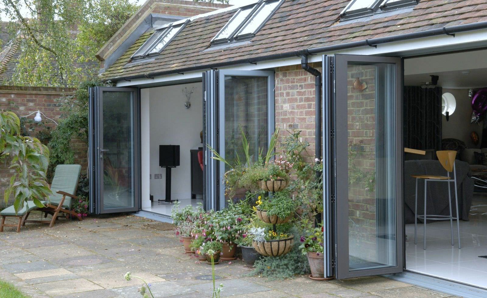 Bi-folding Doors in Cambridgeshire