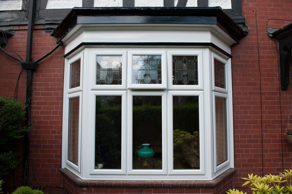 Bay Windows in Cambridgeshire glass