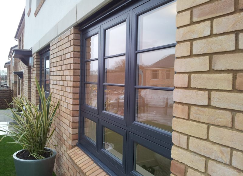 Flush-Sash-Windows