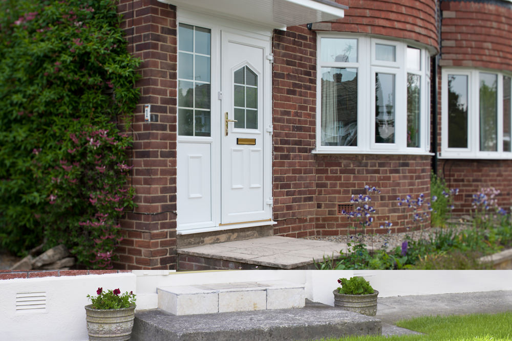 Front-Door-UPVC cambridgeshire