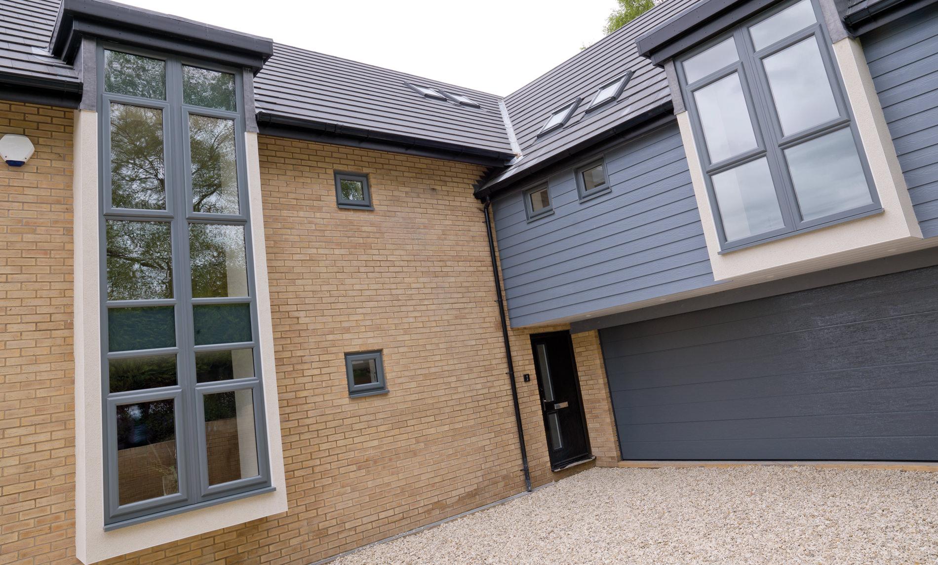 Aluminium Windows Cambridgeshire