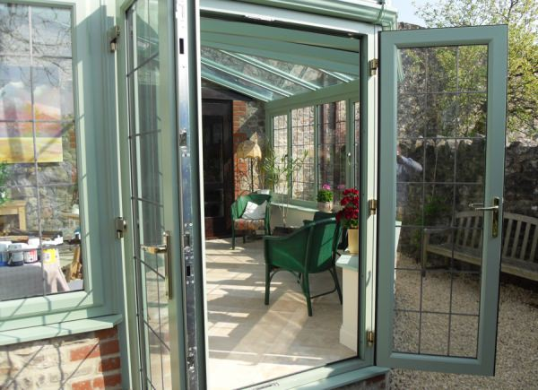 Green Conservatory