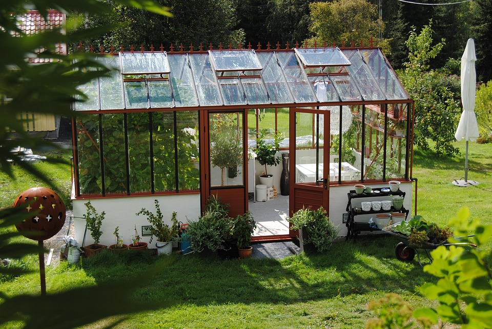 greenhouse panel replacement
