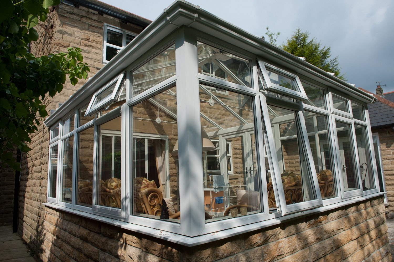 conservatories cambridgeshire glass