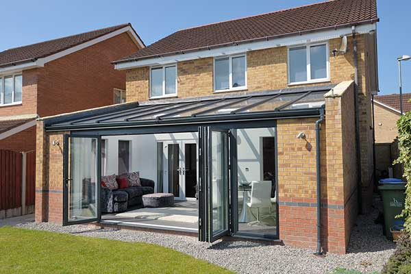Aluminium Bi-Fold Doors Peterborough & March, Cambridgeshire