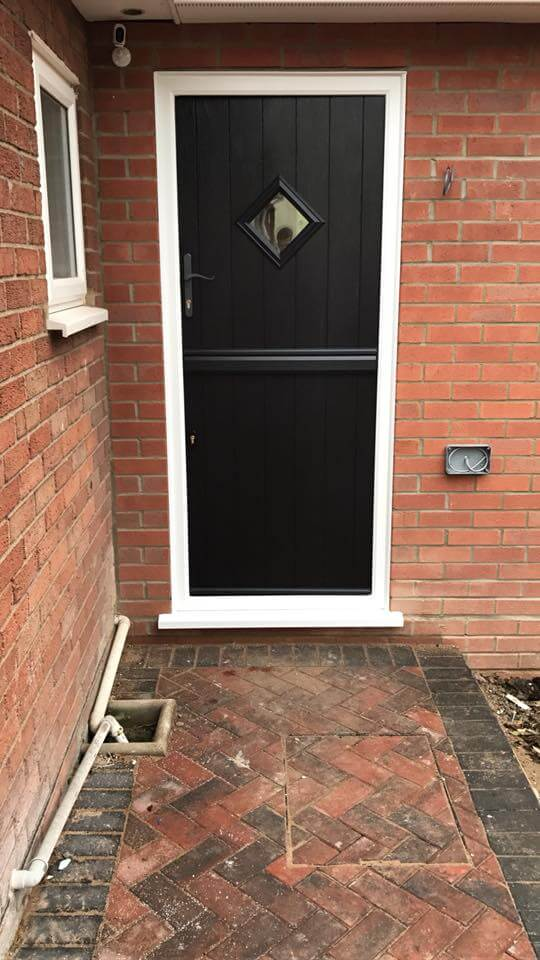 composite front doors Kings Lynn