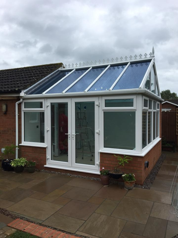 glazed extension wisbech glass