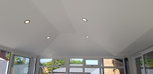 solid conservatory roof prices march
