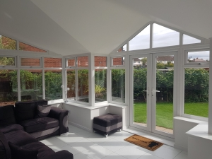 solid conservatory roof costs march