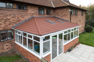 solid conservatory roof march