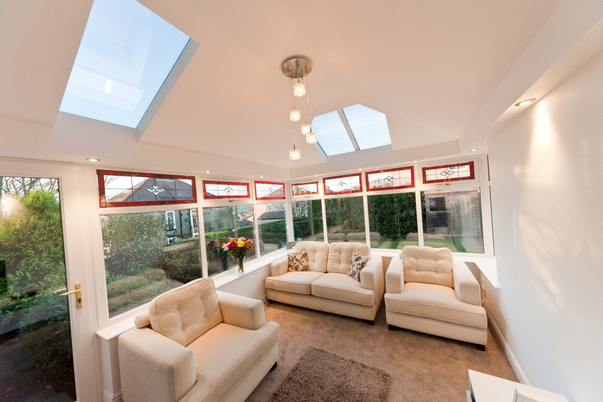 conservatory roof cambridge