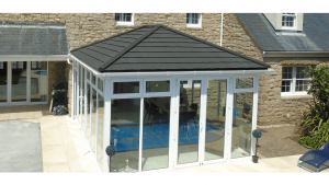 solid conservatory roofs march