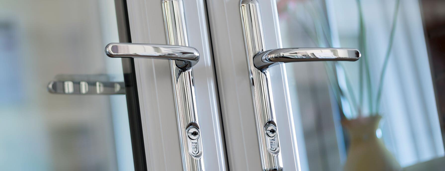Composite Doors handle lock peterborough