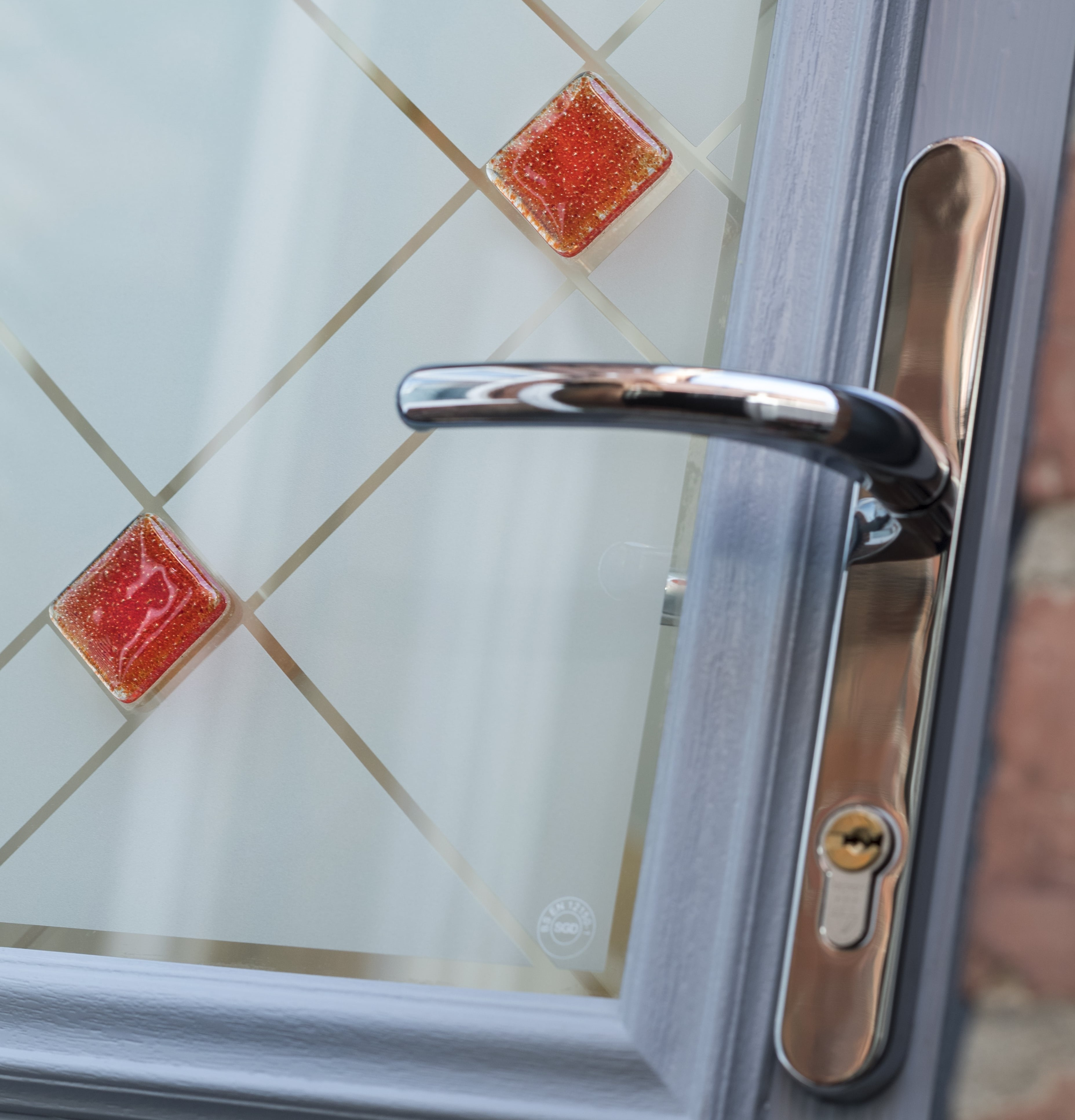 Silver Lever/Lever Handle
